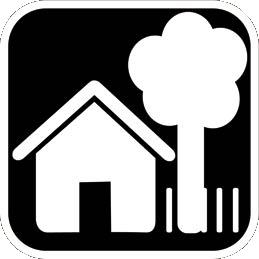 Überwachung von Gärten
